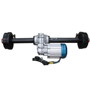 split axle and complete axle manufacturers in india
