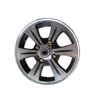 aluminum wheel for e rickshaw 3.50-12 2.75-14 4.00-12 new model 2016