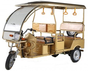 choosing a Electric rickshaw