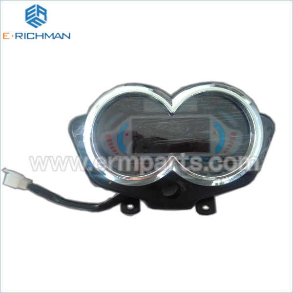 LCD speedometer 12v for electric rickshaw parts 2016 new model