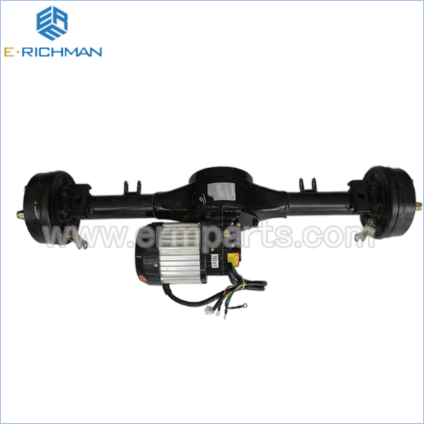 CHAIN DRIVE TRAIN DIFFERENTIAL 33'' 35'' 38'' SIZE & 160 BRAKE DRUM & 120 OPEN STYLE (9)
