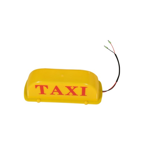 Magnetic LED Taxi Roof Light for battery Rickshaw Tricycle Automotive (2)